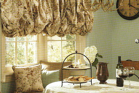 Dayton Custom Fabric Shades