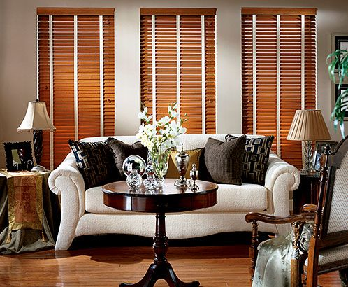 Dayton Wood Blinds
