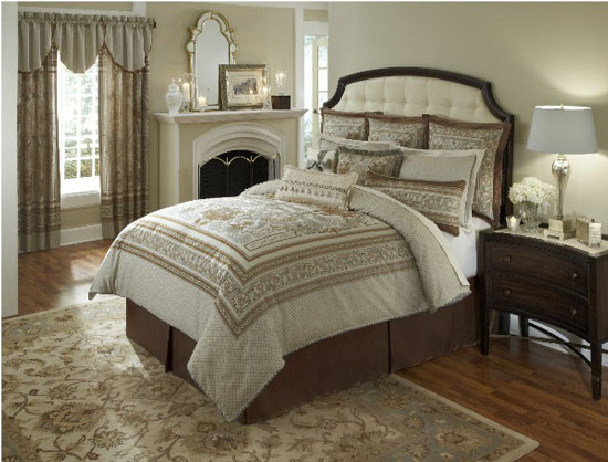 Dayton counties heirloom bedding