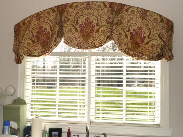 Dayton custom valances