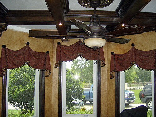 custom valances in Dayton
