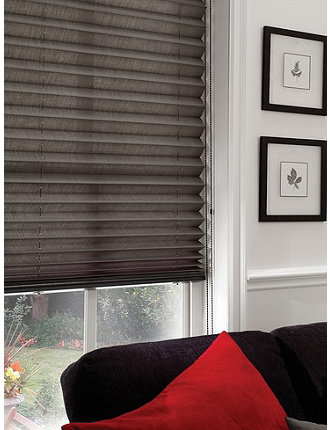 Dayton Pleated Shades