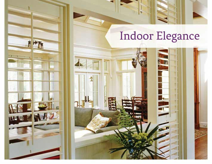 Dayton Blinds Indoor Elegance